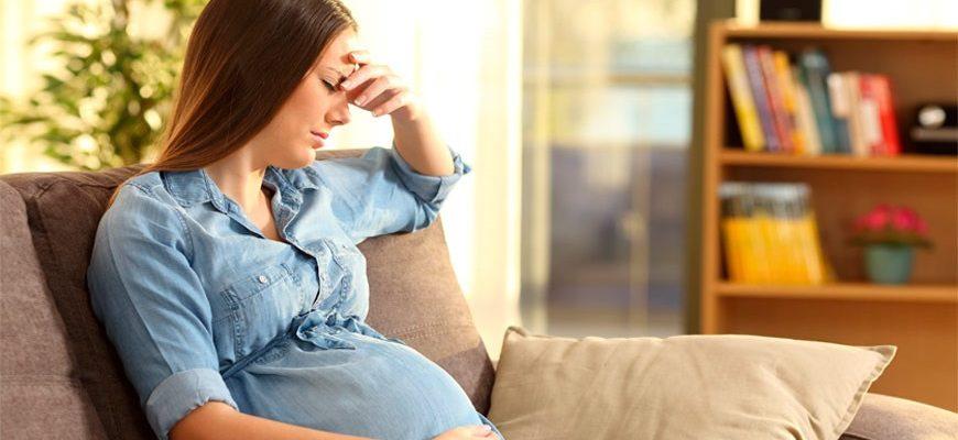 Запоры при беременности - причины и лечение